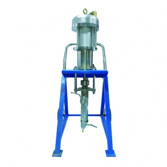 15:1 Air-Powered Middle Pressure Paint Pump