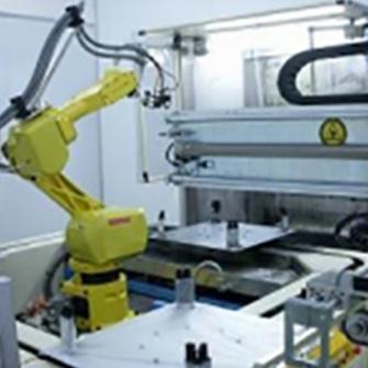 Robot Automatic Spaying Machine