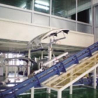 Cross Chain Conveyor